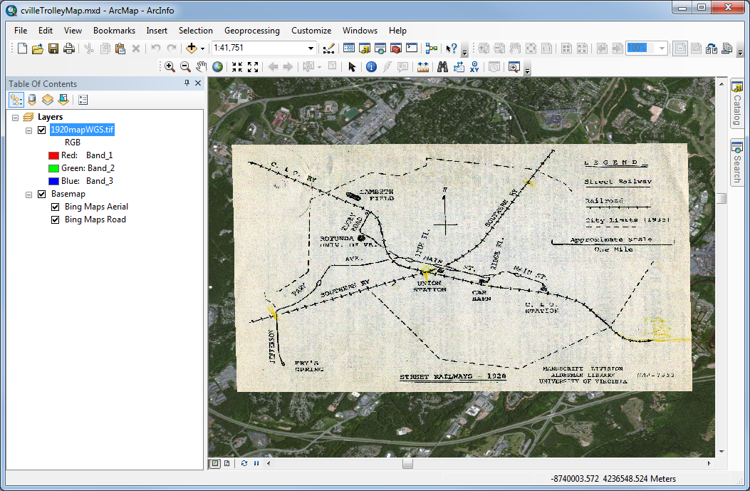 Creating GIS Datasets from Historic Maps · Spatial Humanities