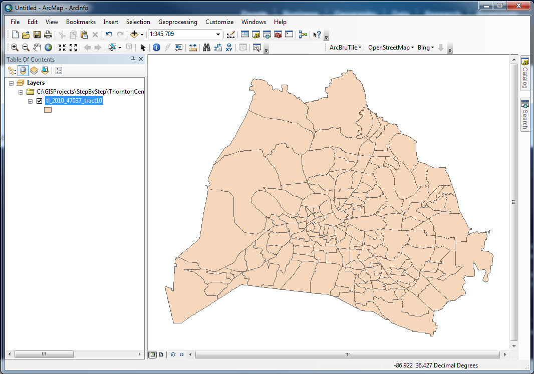 Joining Census Data Tables to Shapefiles in ArcMap · Spatial Humanities
